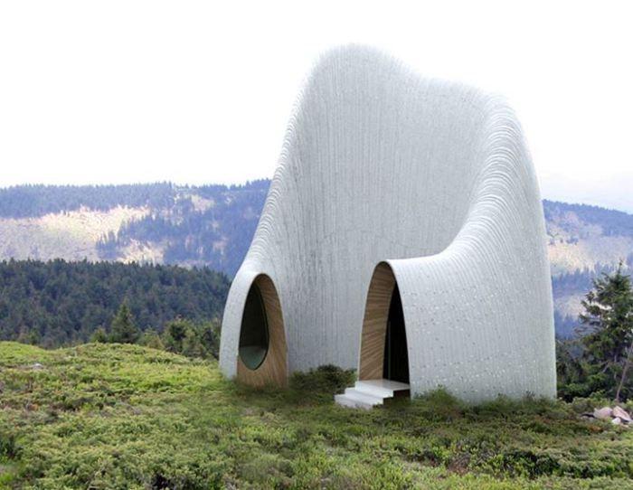 And This Is How a Chapel From Romania Looks Like - Explore like a Gipsy, Study like a Ninja