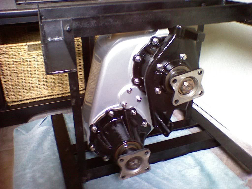 Np200 Divorced Transfer Case M37 Transfer Case Can