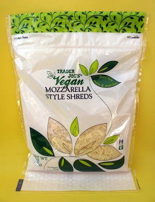 Trader Joes Vegan Mozzarella Style Shreds Vegan Trader