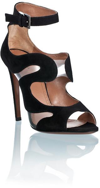 Alaïa Suede & PVC Sandals sale visit cheap new styles recommend cheap online r7GNI