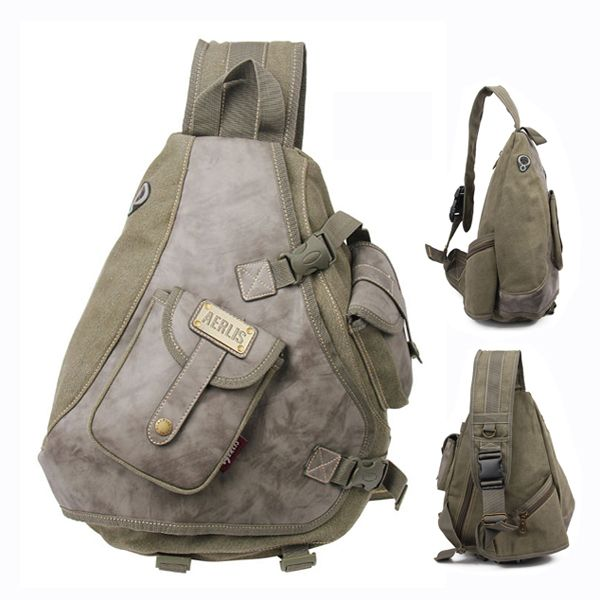 Men Sling Bag Backpacks | Sling Bag | Pinterest