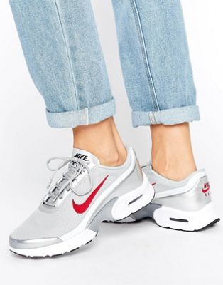 Nike Air Max Jewell Silver Effect Trainers · Nike Women's ShoesRunning Shoes  ...