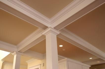 Decorative Ceiling Beams Moldings And