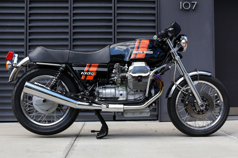 1991 moto guzzi 1000s cafe racer moto guzzi moto. Black Bedroom Furniture Sets. Home Design Ideas