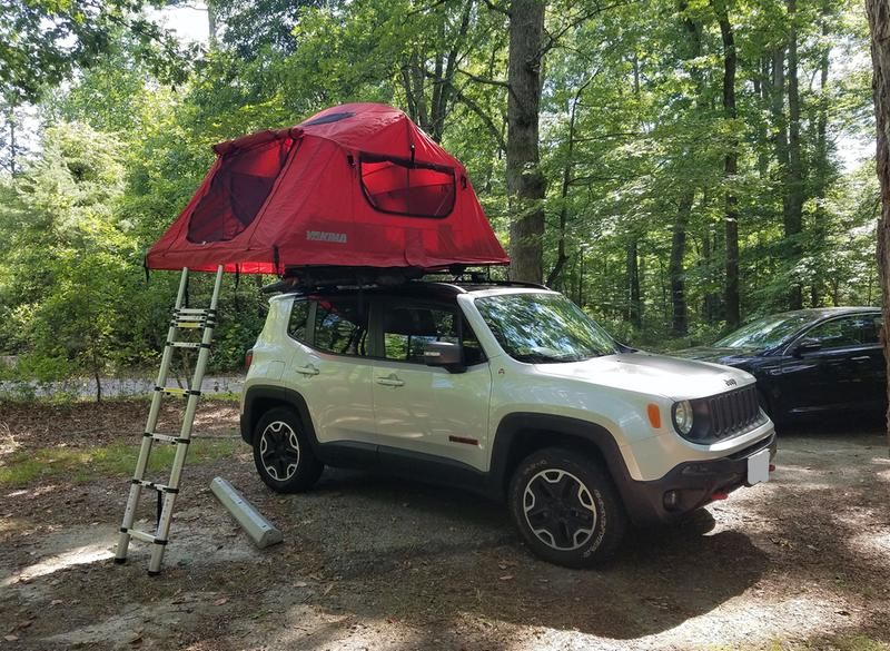 Yakima Skyrise 3 Tent Rei Co Op 2015 Jeep Renegade Jeep Renegade Jeep Renegade Trailhawk