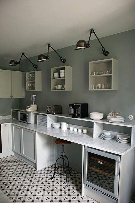 Carrelage cuisine, faience cuisine  les nouvelles tendances Doors