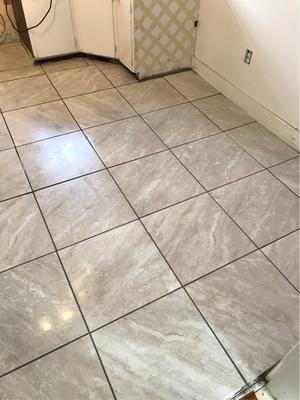 tile floor glazed ceramic