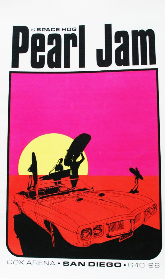 07/10/98 – Cox Arena: San Diego, CA Artist: Ames