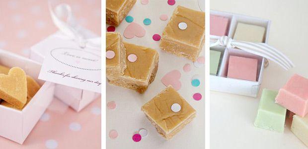 Sweet Treats 14 Fabulous Edible Wedding Favor Ideas Favors