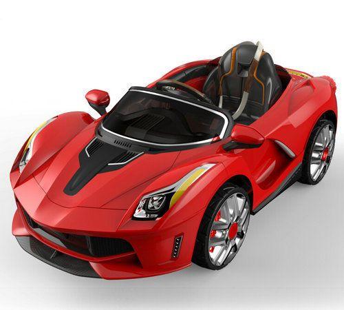 ferrari enzo style super sports car kids ride on car 12v parental