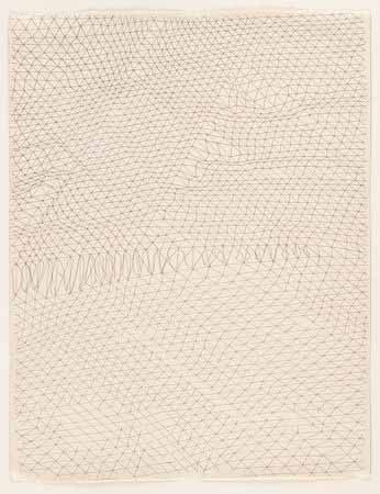 Gego (Gerturd Goldschmidt) Grids and Graph Papers Pinterest - graph papers
