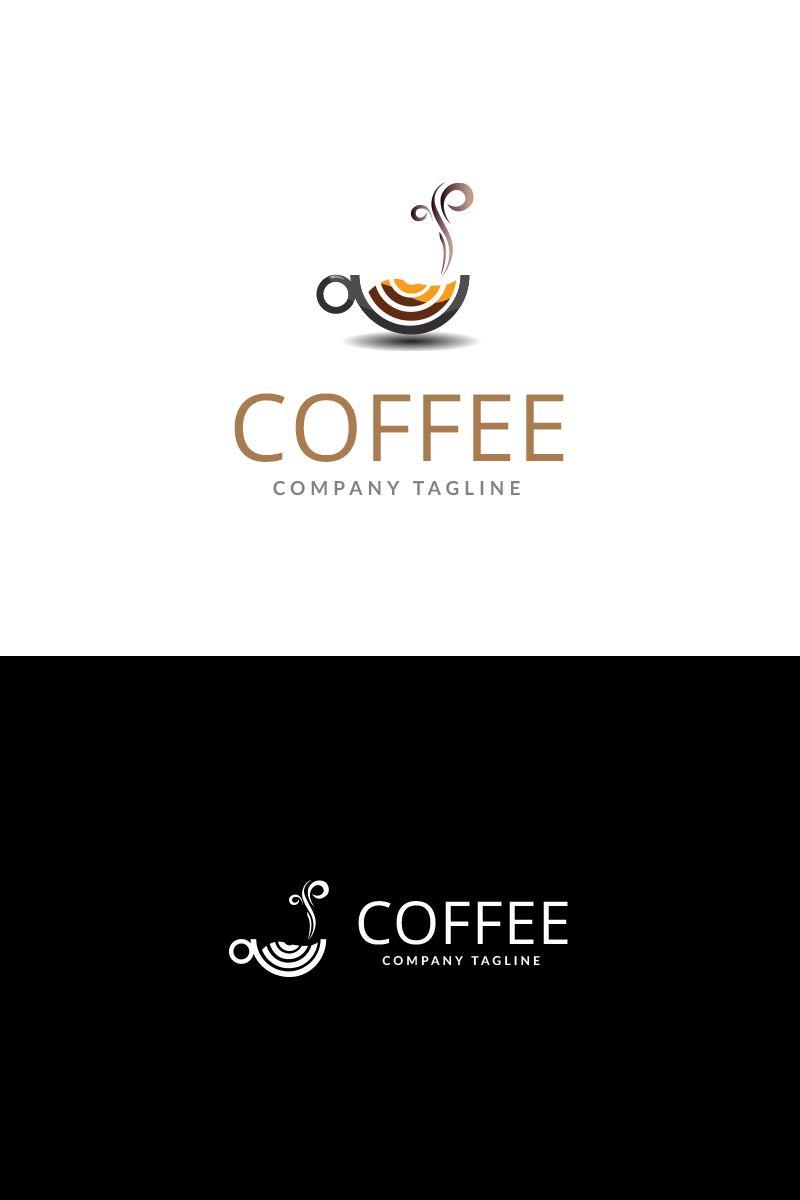 Coffee Logo Template 69870 Dengan Gambar Desain Logo