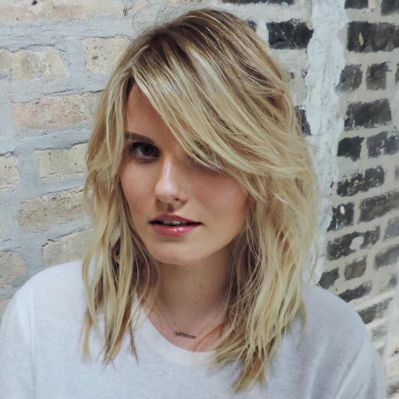 40 sideswept bangs to sweep you off your feet  sweeping