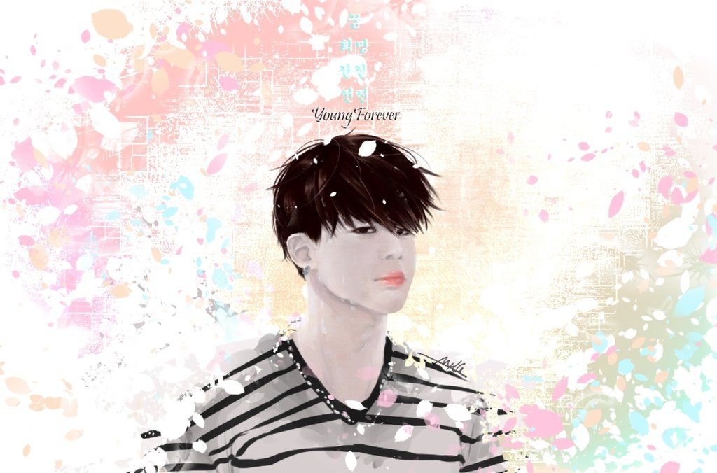[BTS FA] Young Forever - Jimin by yurukaya
