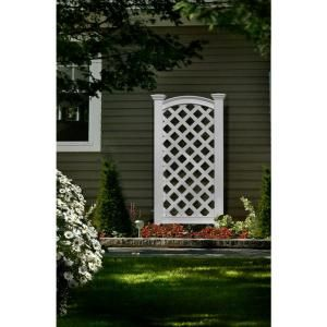 Eden Arbors Luxembourg Privacy Screen Va68199 The Home Depot In 2020 Backyard Privacy Screen Privacy Screen Front Yard Landscaping Design