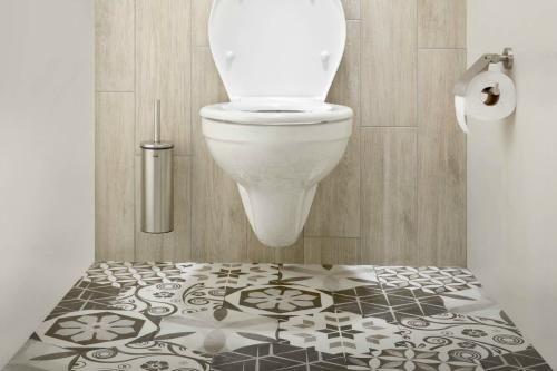 Afbeeldingsresultaat voor nikea praxis tegels badkamer badkamer
