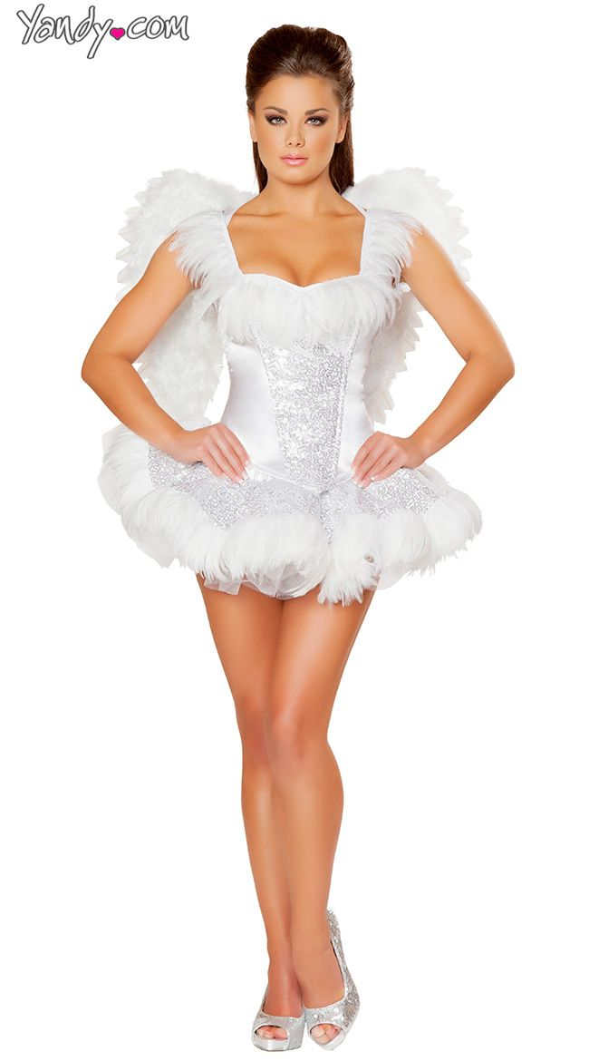 deluxe swan seductress costume