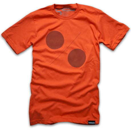 Percent t-shirt from Ugmonk $24.00