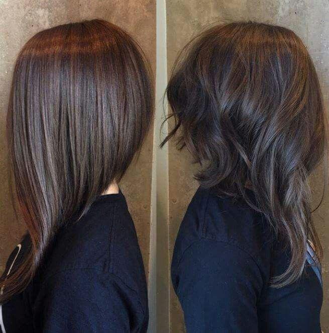 Long front Short back … | Pinteres…