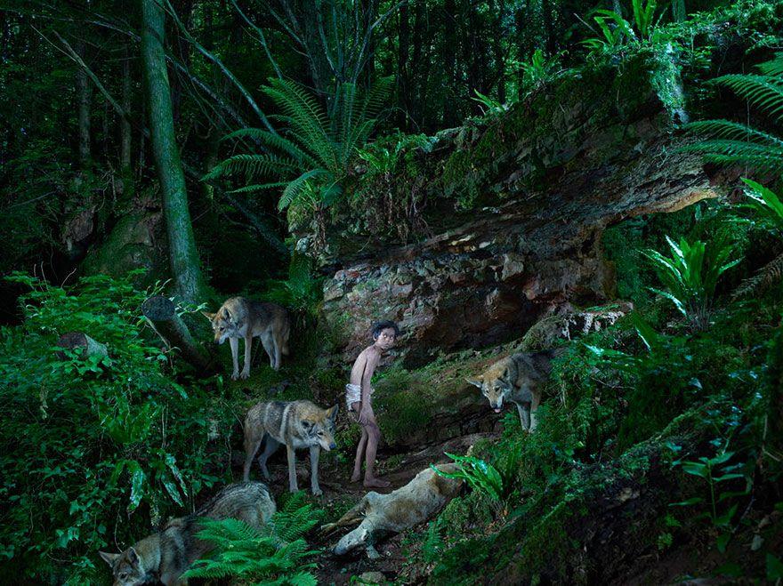 Conoce las historias más extraordinarias de niños salvajes (FOTOS ...
