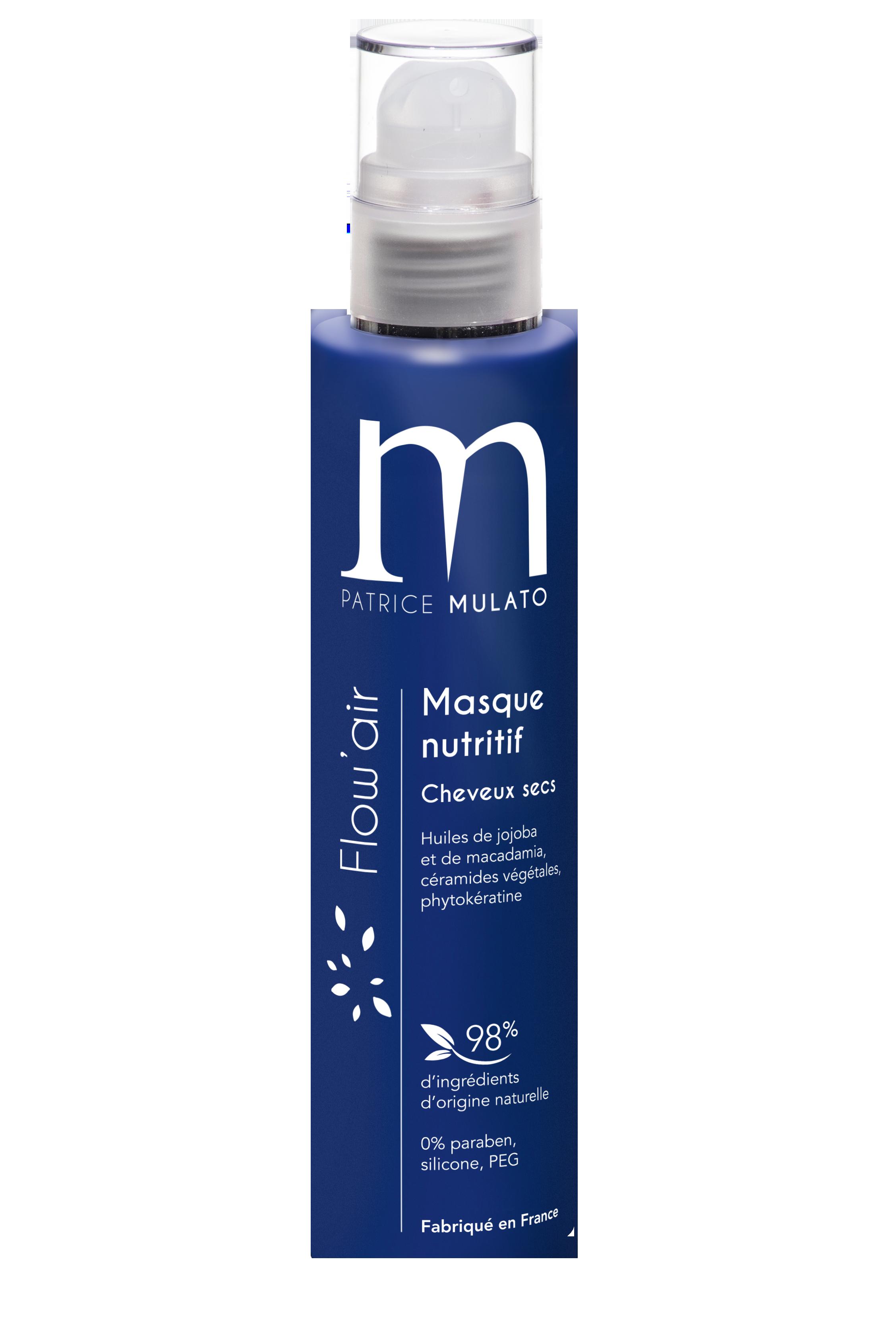 Un masque naturel pour les cheveux secs