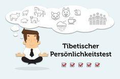 Tibetischer Persönlichkeitstest: 3 Fragen zum wahren Ich ...