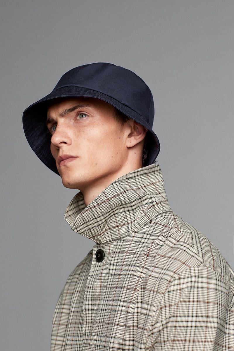 Luc Defont Saviard Is A Traveling Man For Zara Man Men S Hats Zara Zara Man