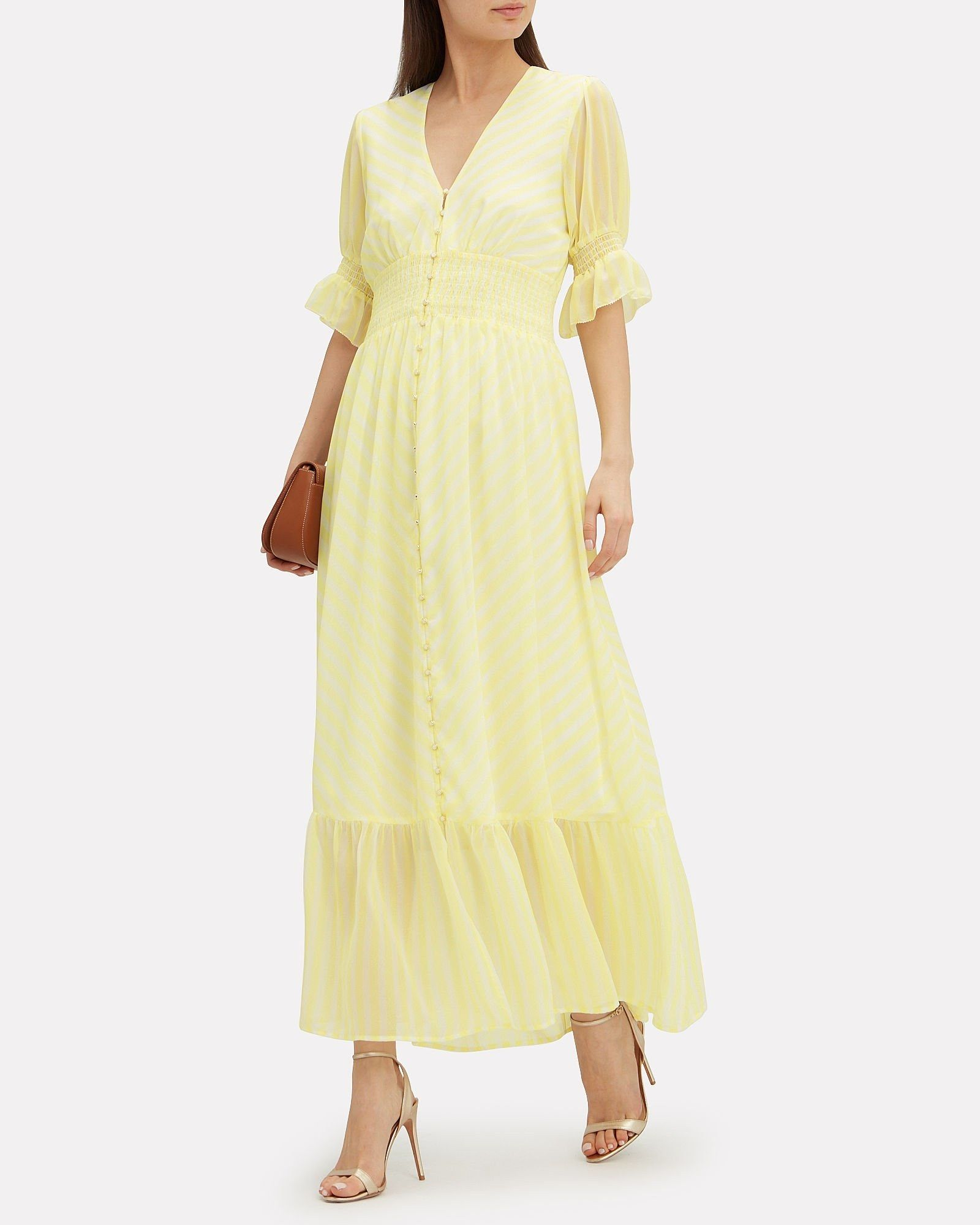 f9d226d2b4 29 Pastel Wedding Guest Dresses to Wear For Spring Weddings