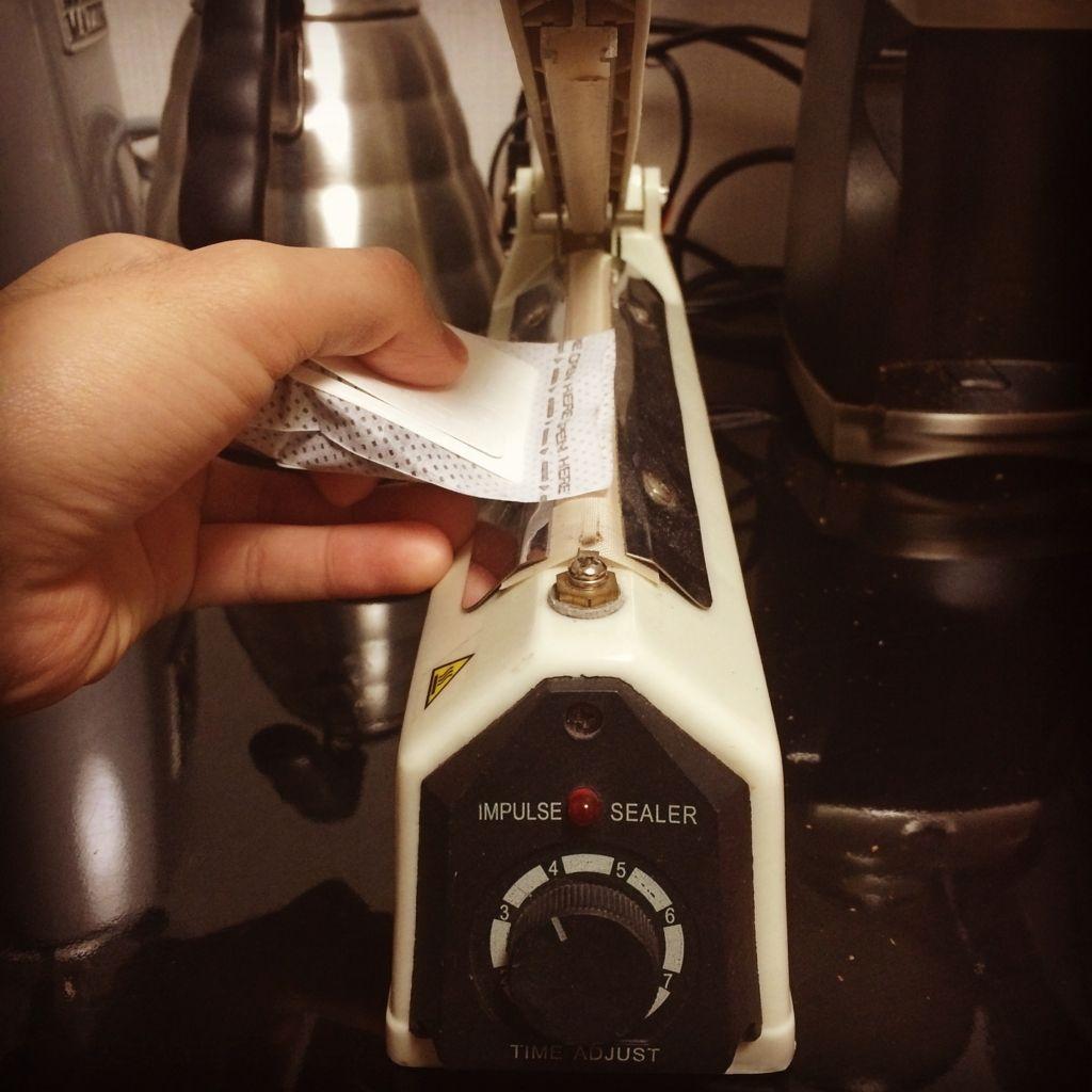 ドリップバッグを自作してみる サラリーマンのコーヒーライフを考える コーヒー ドリップ ライフ