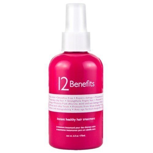 12 Benefits Instant Healthy Hair Treatment 6 oz