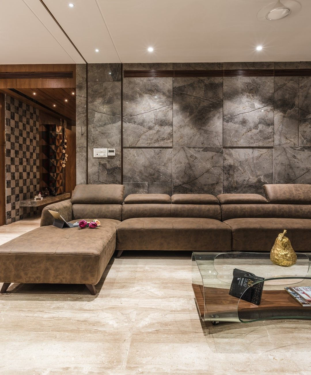 A Stylish And Urban Apartment Designed By Design Scope With