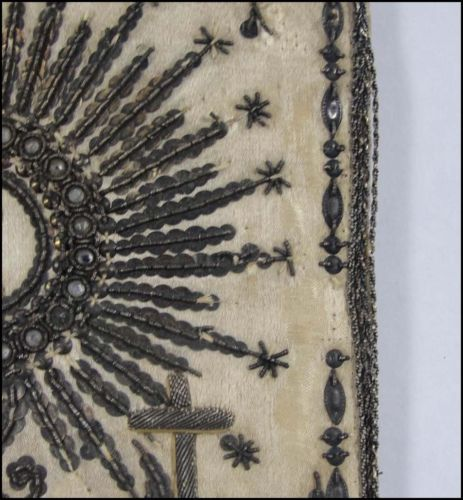 Details About Fine 17th Century Embroidered Binding