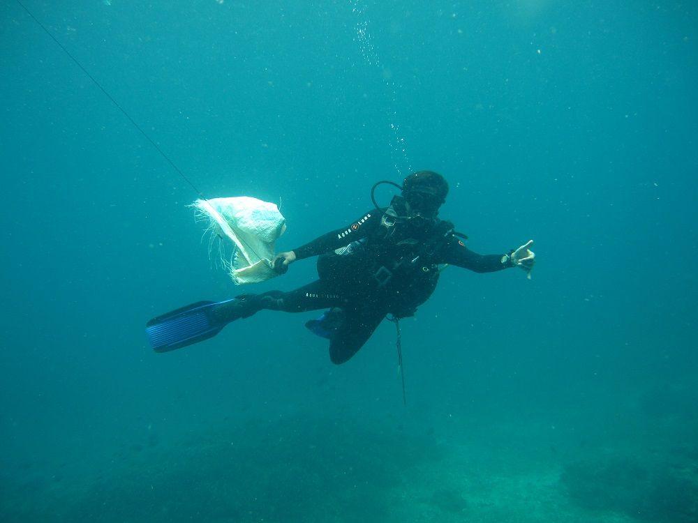 Scuba Diving Heroes Clean The Ocean One Dive At A Time Scuba Diver Life Scuba Diving Ocean Conservation Ocean