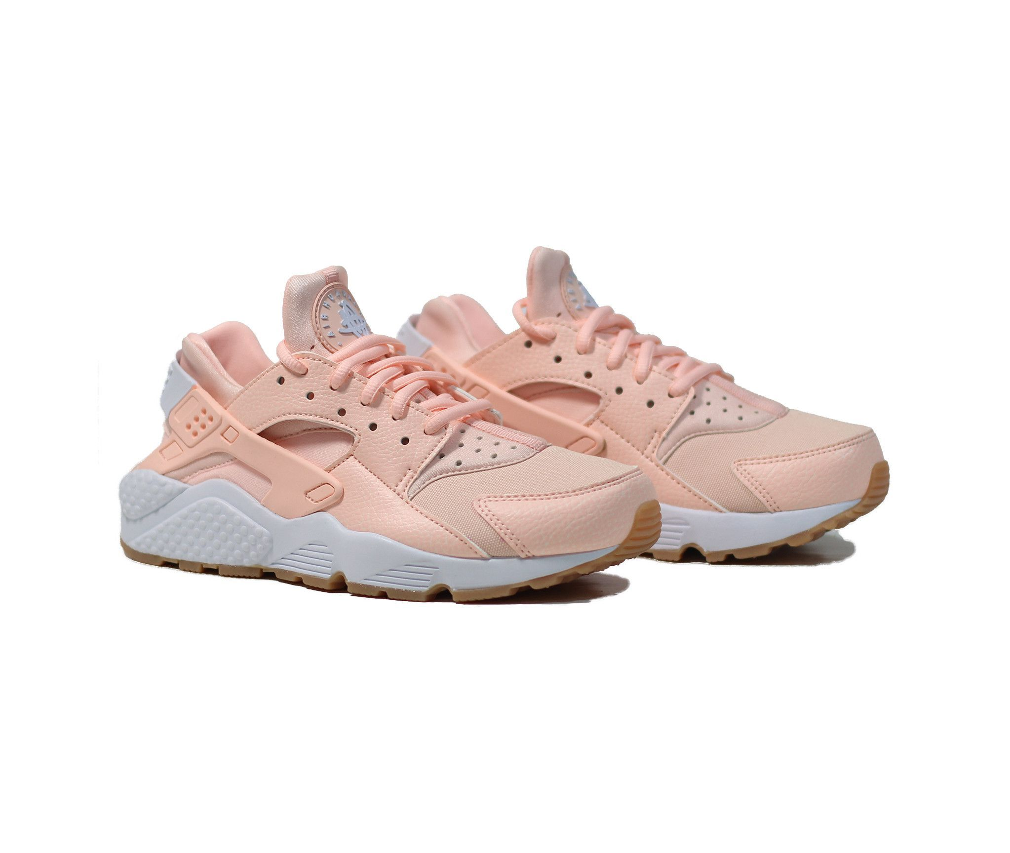 hot sale online 9fb33 82d66 CHANELLE X ROSEGOLD NIKE Women's Air Huarache - Suntset Tint ...