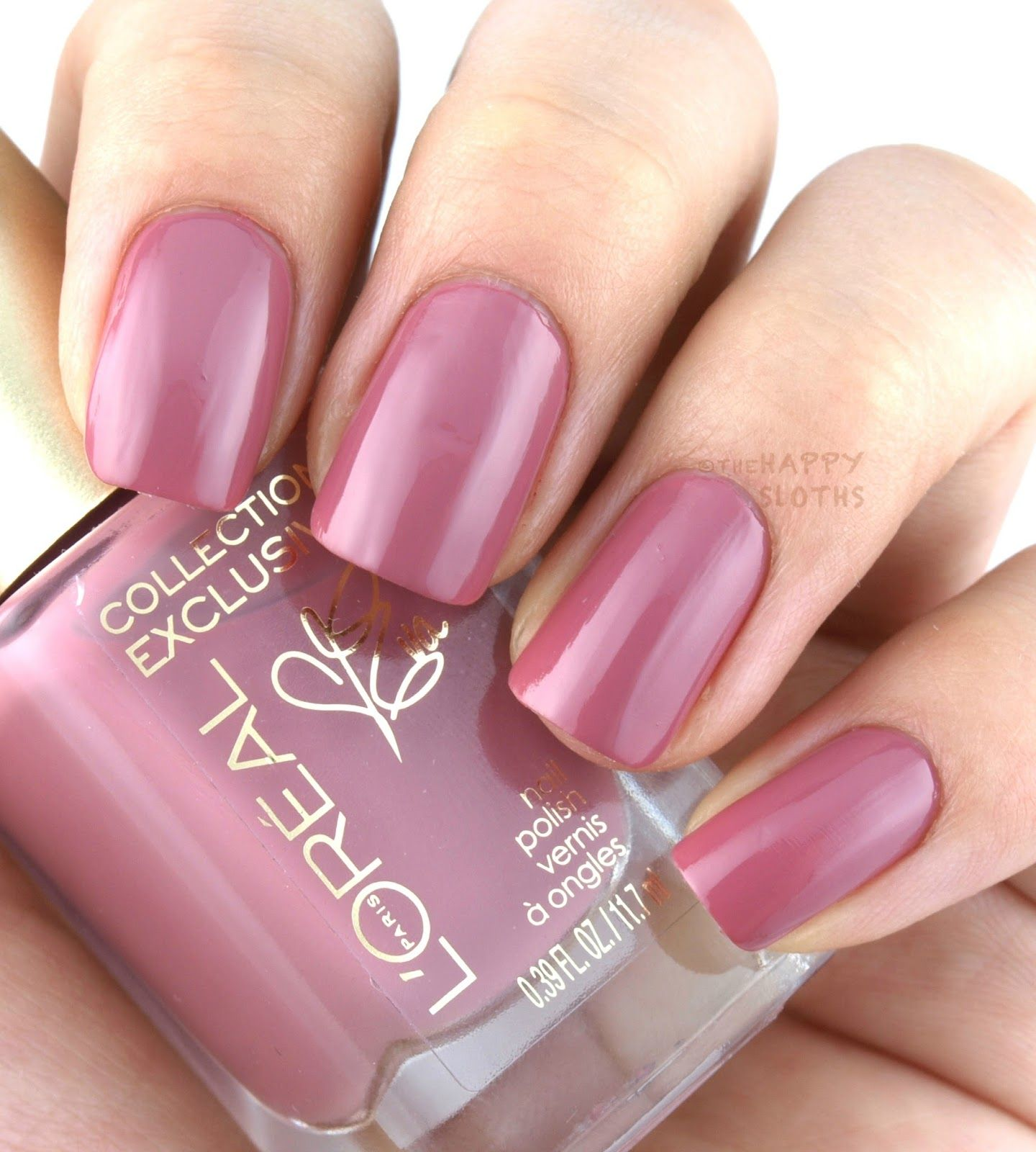Review   Loreal Paris Free the Nudes by Color Riche