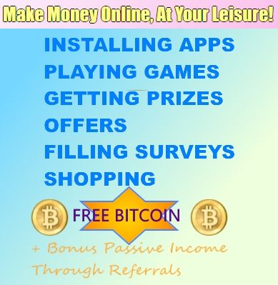 MoneyMake Top Apps / Sites / MicroTasks / Free Bitcoin
