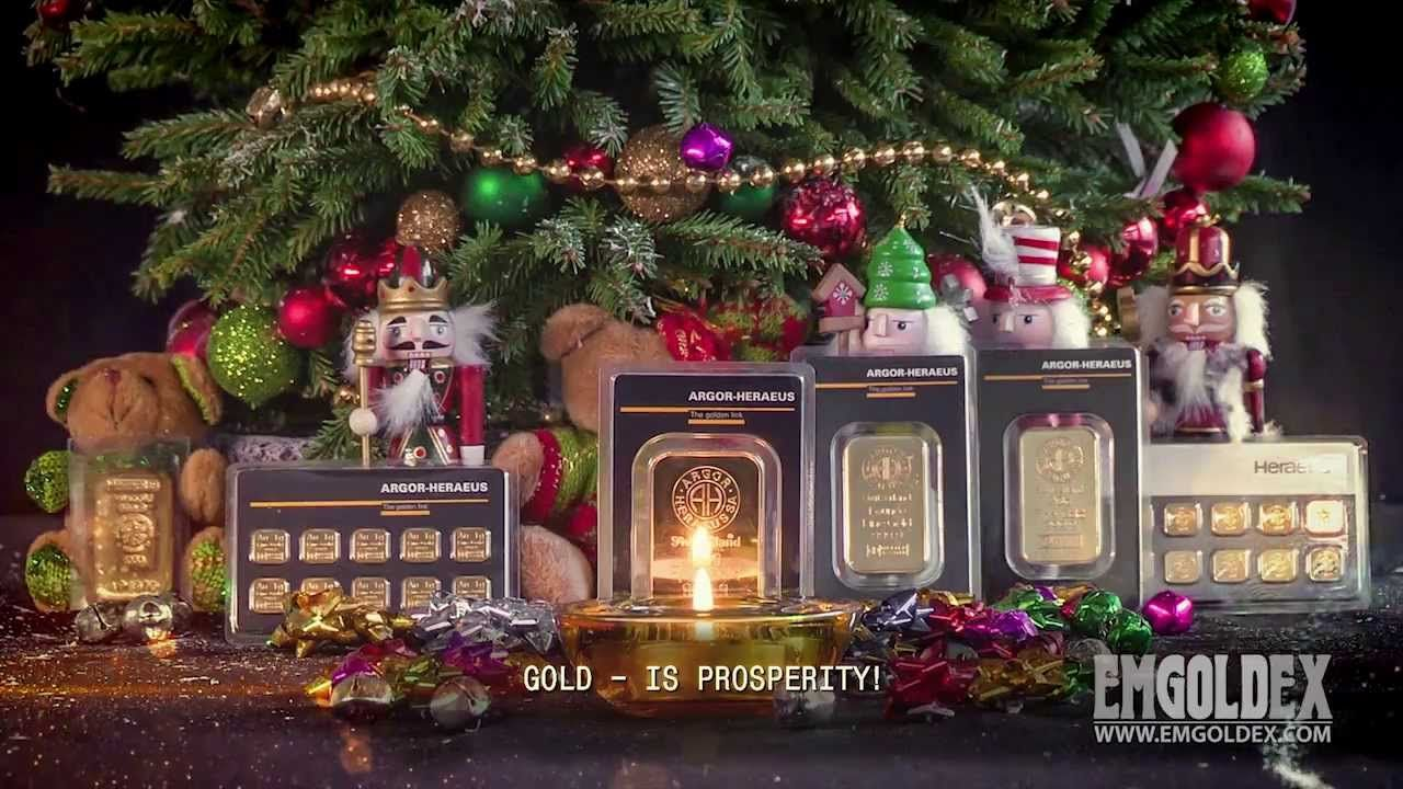 http://www.emgoldex.com/ - Gold is best gift For Christmas and New Year!  EmGoldex is greeting you with coming holidays. May all your gold dreams come true and every thing you wished for will happan yera 2014! Merry Christmas and happy New Year! Let ther be even much more gold with EmGoldex!