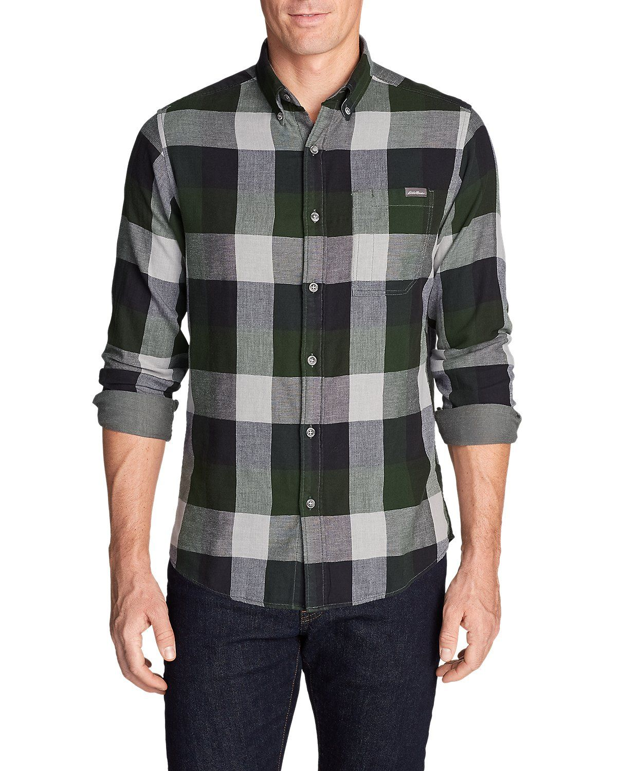 f2b921882d19 Men's Treeline 2.0 Long-Sleeve Shirt | Wedding ideas | Long sleeve ...