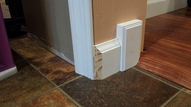201225d1443720674 Installing Trim Baseboard Door Casing