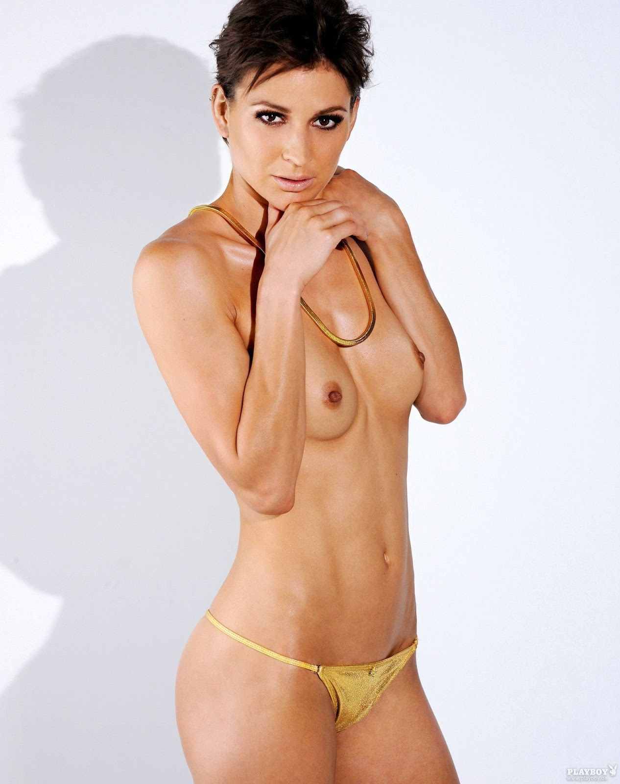 Germany Diver Christine Steuer Nude 2  Sexy Sportwoman -1794