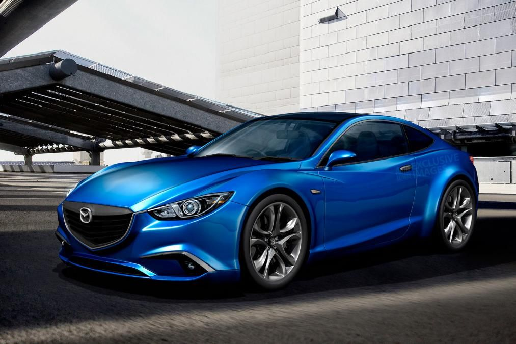 Mazda To Expand Lineup With Mazda6 Coupe Guys Gab Mazda 6 Coupe Mazda Cars Mazda 6