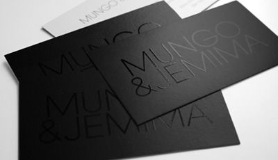 Business Cards - Silk Matte Laminated Business Cards | Business ...
