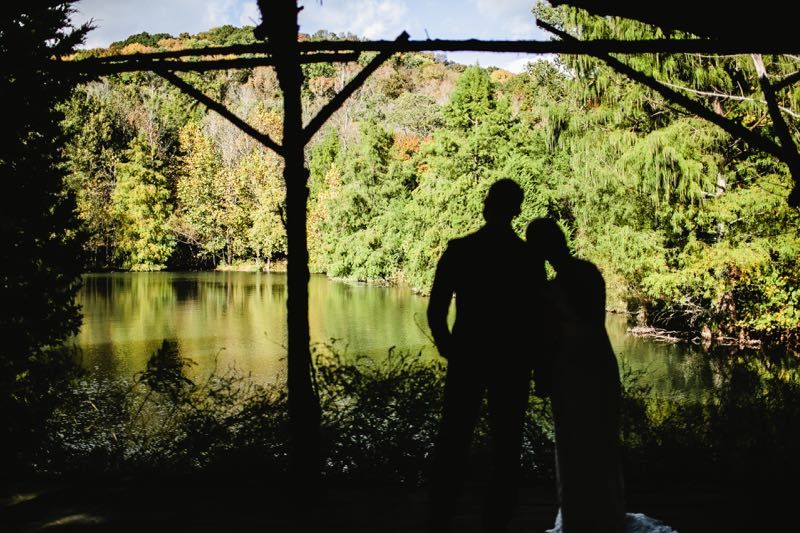 Cedar treehouse shadows #cedarwoodweddings