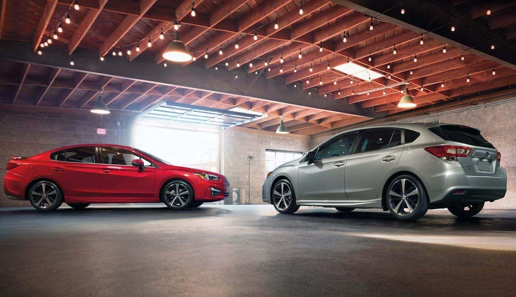 2019 Subaru WRX 5 Door New Release Subaru impreza