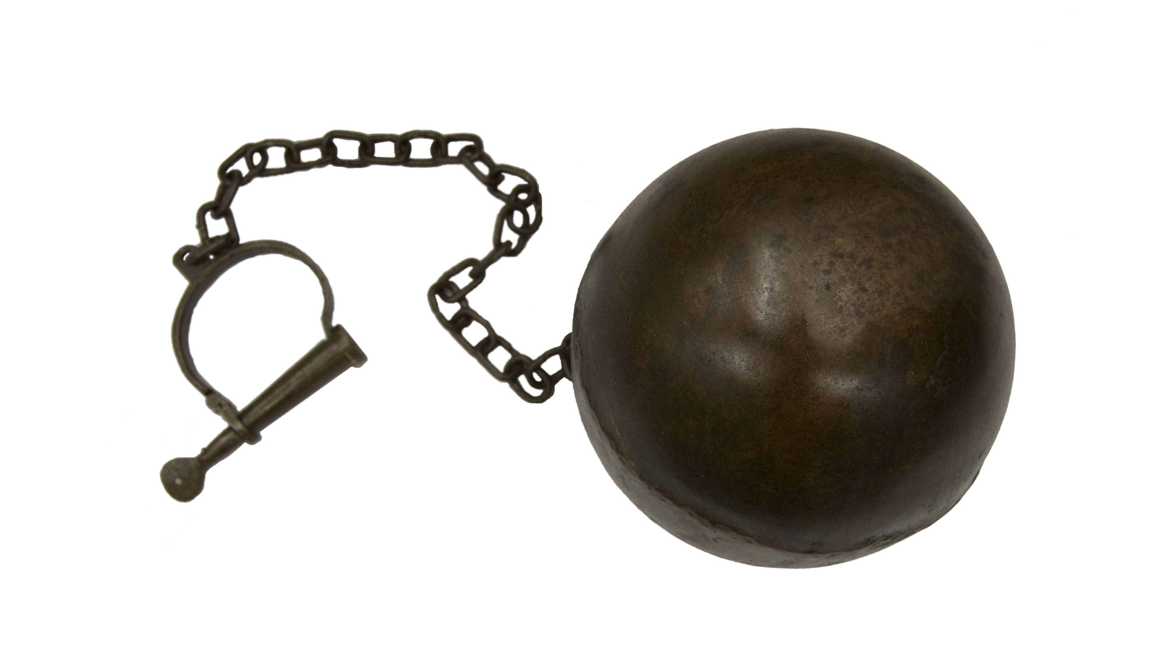 Ball and Chain The Specialists LTD The Specialists
