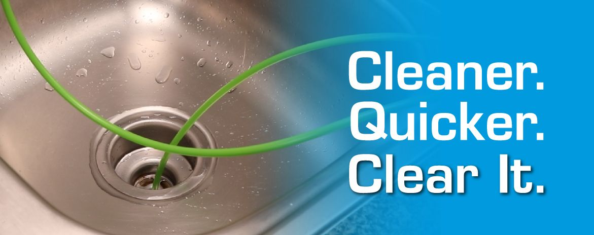 Clear It Water Pressure Indoor Outdoor Drain Opener Cleaner Drain Clog Remover Unclog Drain Clogged Drain