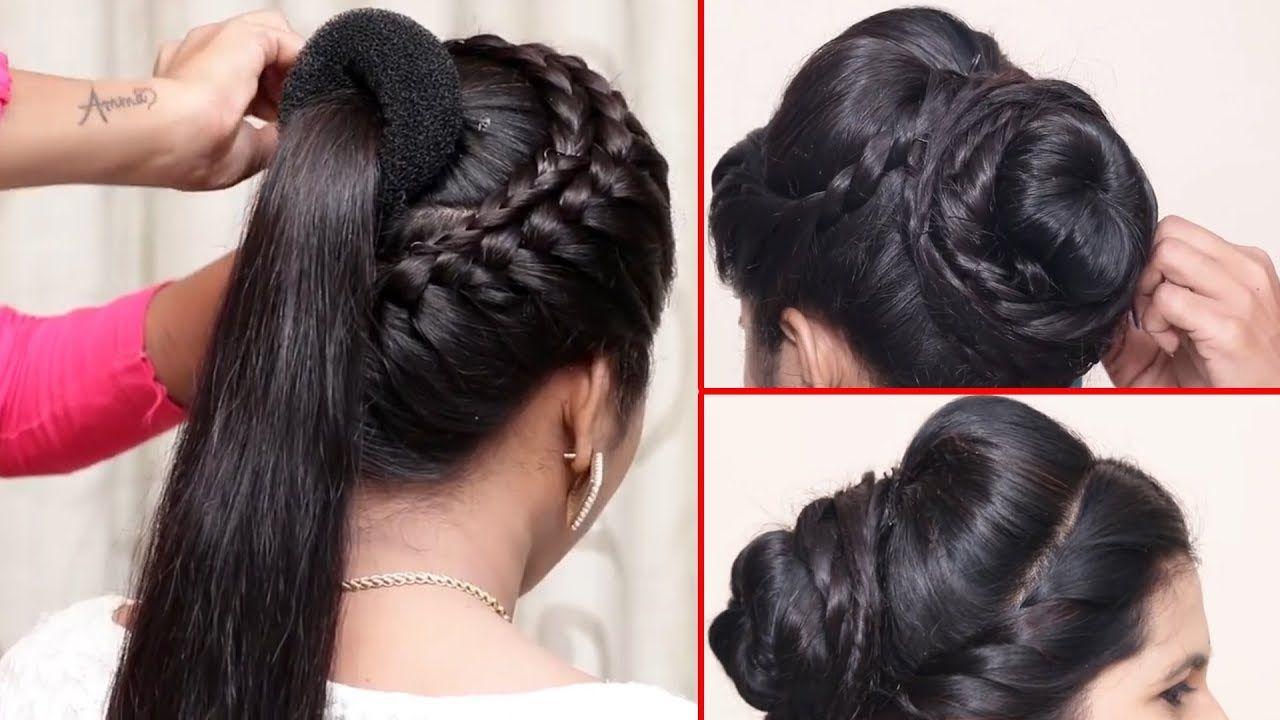 3 Easy Quick Simple Hairstyles Cute Hairstyles Trending Hairstyle Easy Hairstyles Trending Hairstyles Hair Styles