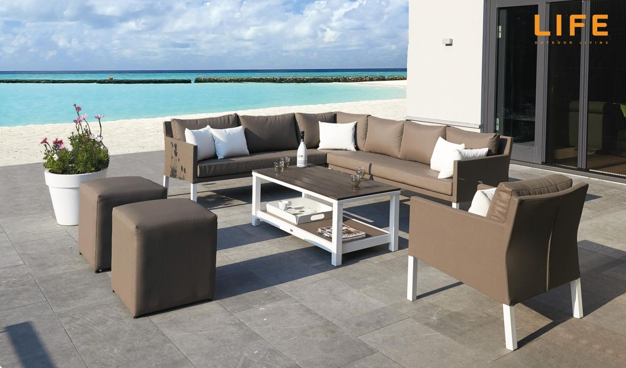 Caribean Lounge | Tuinmeubel Collectie | LIFE Outdoor Living