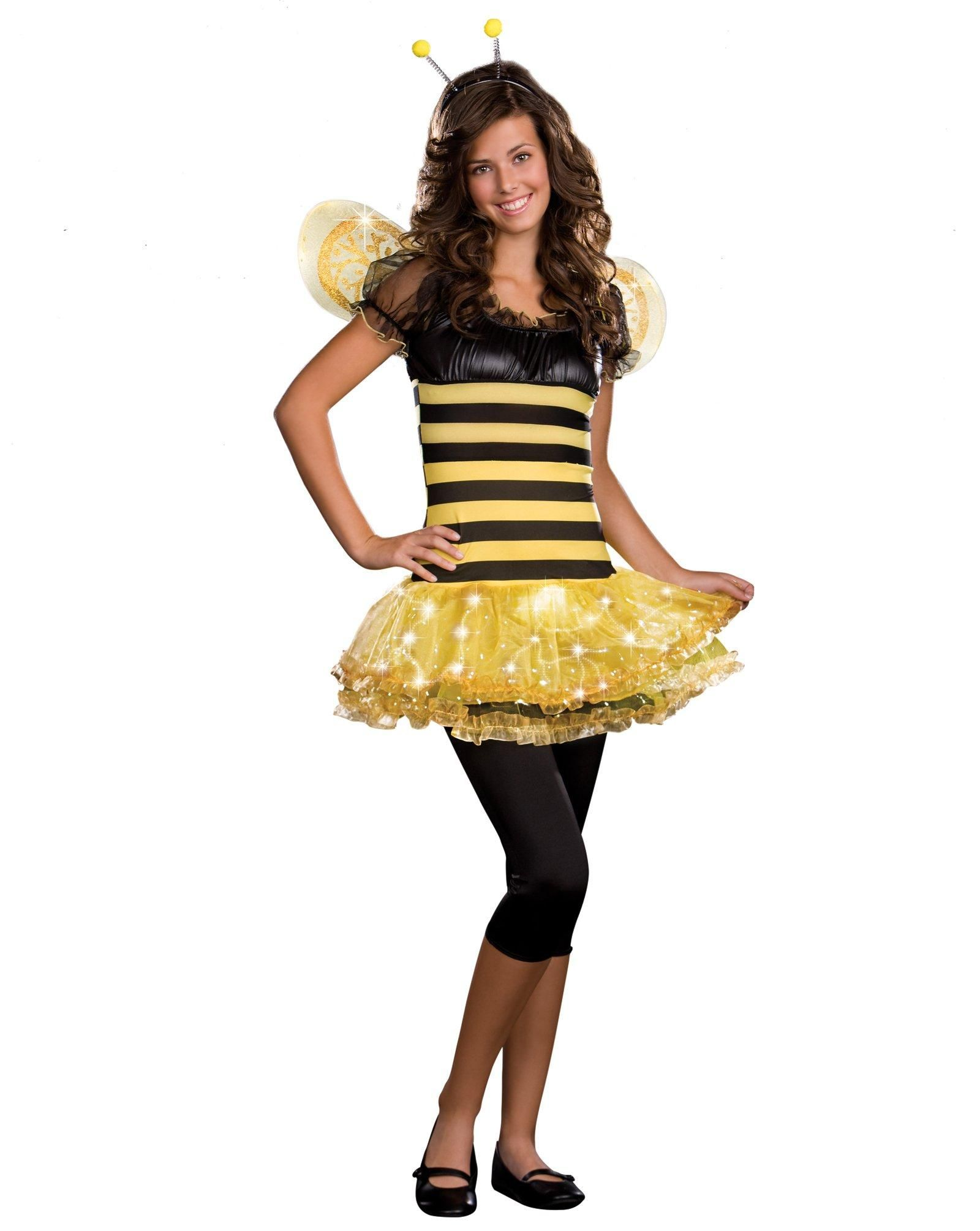Busy Lil\' Bee (Light-Up) Teen Costume   Halloween costumes ...