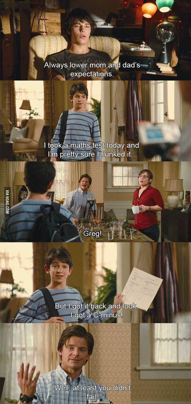 Always Lower Mom Dad S Expectations Movie Quotes Funny Wimpy Kid Movie Wimpy Kid